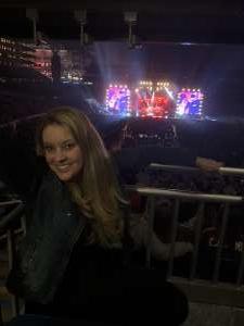 Kristine attended Luke Bryan: Sunset Repeat Tour 2019 on Oct 25th 2019 via VetTix