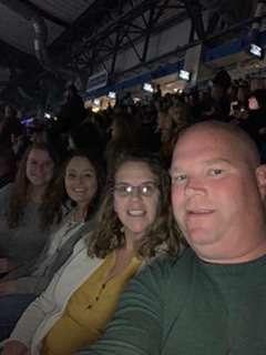 John attended Luke Bryan: Sunset Repeat Tour 2019 on Oct 25th 2019 via VetTix
