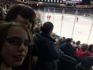 Rob attended Michigan State University Spartans vs. Ohio State University Buckeyes- NCAA Men's Hockey on Feb 21st 2020 via VetTix