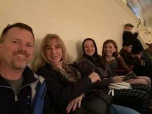 Shawn attended Roxey Ballet Performs the Nutcracker - Saturday on Nov 30th 2019 via VetTix