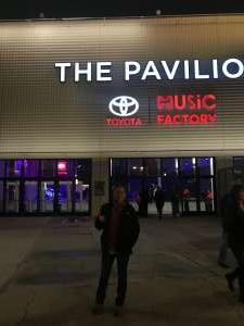 Margarita attended World of Dance Live! Tour on Nov 7th 2019 via VetTix