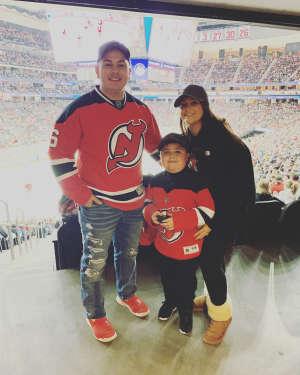 Cody attended New Jersey Devils vs. Pittsburgh Penguins - NHL on Nov 15th 2019 via VetTix