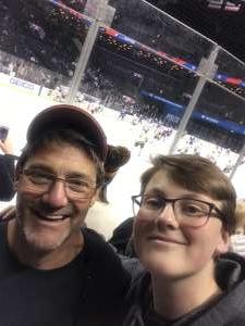 William attended New York Islanders vs. Pittsburgh Penguins - NHL on Nov 7th 2019 via VetTix