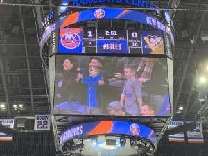 Frank attended New York Islanders vs. Pittsburgh Penguins - NHL on Nov 7th 2019 via VetTix