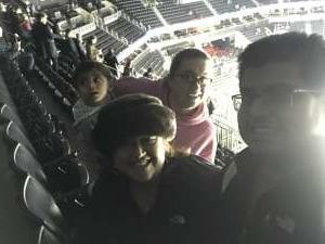 Genner attended New York Islanders vs. Pittsburgh Penguins - NHL on Nov 7th 2019 via VetTix