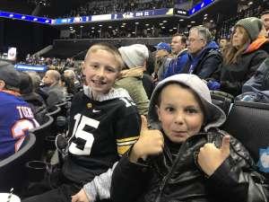 Carolyn attended New York Islanders vs. Pittsburgh Penguins - NHL on Nov 7th 2019 via VetTix