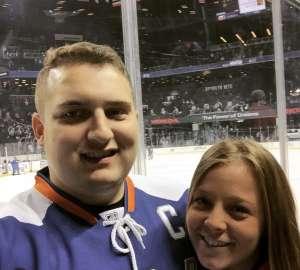 Scott attended New York Islanders vs. Pittsburgh Penguins - NHL on Nov 7th 2019 via VetTix