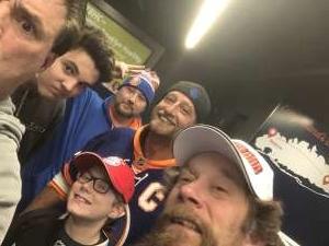 John R attended New York Islanders vs. Pittsburgh Penguins - NHL on Nov 7th 2019 via VetTix