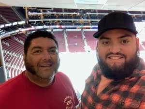 Michael attended Arizona Coyotes vs. Columbus Blue Jackets - NHL on Nov 7th 2019 via VetTix