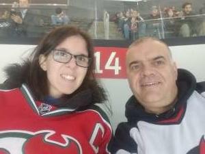 Joseph attended New Jersey Devils vs. Minnesota Wild - NHL on Nov 26th 2019 via VetTix