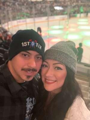 Ruben attended Los Angeles Kings vs. New York Islanders - NHL on Nov 27th 2019 via VetTix