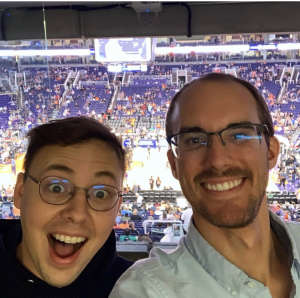Gean attended Phoenix Suns vs. Miami Heat - NBA on Nov 7th 2019 via VetTix