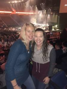 Heather attended Brantley Gilbert - Fire't Up 2020 Tour on Feb 13th 2020 via VetTix