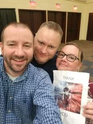 Matthew attended 2019 Taste! Lancaster - Friday on Nov 15th 2019 via VetTix