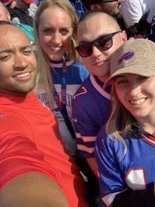 Derek attended Buffalo Bills vs. Denver Broncos - NFL on Nov 24th 2019 via VetTix