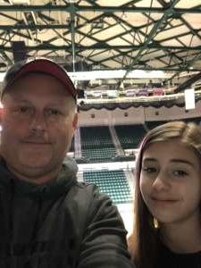 John attended University of North Carolina at Charlotte 49ers vs. USC Upstate - NCAA Men's Basketball on Nov 30th 2019 via VetTix
