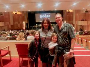 Jason attended Harry Potter and the Order of the Phoenix in Concert on Nov 15th 2019 via VetTix