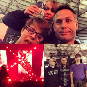 Dusty attended The Chainsmokers/5 Seconds of Summer/lennon Stella: World War Joy Tour on Dec 3rd 2019 via VetTix
