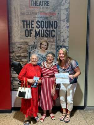 Ginny attended The Sound of Music on Nov 15th 2019 via VetTix