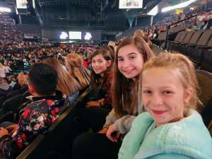Matthew attended Jonas Brothers: Happiness Begins Tour on Dec 4th 2019 via VetTix