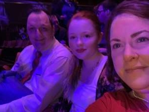 Troy attended SIX: Presented by Ordway Center for the Performing Arts on Dec 1st 2019 via VetTix