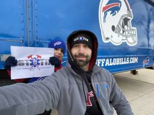 Scott attended Buffalo Bills vs. Denver Broncos - NFL on Nov 24th 2019 via VetTix