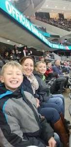 Ryan attended New Jersey Devils vs. Vegas Golden Knights NHL on Dec 3rd 2019 via VetTix