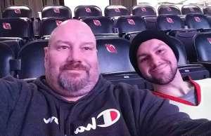 Paul attended New Jersey Devils vs. Vegas Golden Knights NHL on Dec 3rd 2019 via VetTix