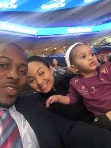 Ike attended Washington Wizards vs. Orlando Magic - NBA on Dec 3rd 2019 via VetTix