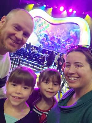 Shannon attended Trolls Live! - Matinee Show - Presented by Vstar Entertainment on Nov 23rd 2019 via VetTix