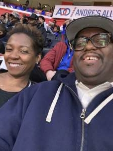 Stacy attended Detroit Pistons vs. Cleveland Cavaliers - NBA on Jan 9th 2020 via VetTix