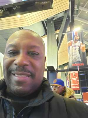 Johnathan  attended Detroit Pistons vs. Cleveland Cavaliers - NBA on Jan 9th 2020 via VetTix