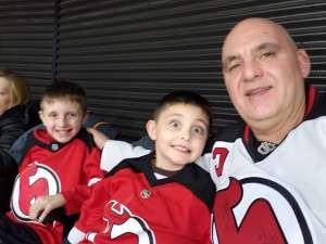 Peter attended New Jersey Devils vs. Chicago Blackhawks - NHL on Dec 6th 2019 via VetTix