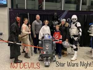 Randy attended New Jersey Devils vs. Chicago Blackhawks - NHL on Dec 6th 2019 via VetTix