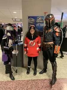 Eric attended New Jersey Devils vs. Chicago Blackhawks - NHL on Dec 6th 2019 via VetTix