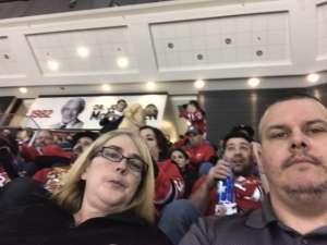 Bret attended New Jersey Devils vs. Chicago Blackhawks - NHL on Dec 6th 2019 via VetTix