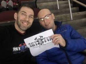 Brian attended New Jersey Devils vs. Chicago Blackhawks - NHL on Dec 6th 2019 via VetTix