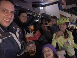 Antonio attended Disney on Ice: Celebrate Memories on Jan 17th 2020 via VetTix