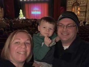 Steven attended Disney Junior Holiday Party! on Nov 27th 2019 via VetTix