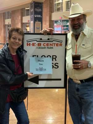 Amanda attended Country & Christmas: Lee Greenwood & the Gatlin Brothers W/ Billy Dean on Dec 5th 2019 via VetTix