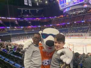 David attended Orlando Solar Bears vs. Norfolk Admirals - ECHL on Nov 26th 2019 via VetTix