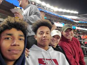 Renee attended Pac-12 Football Championship Game Presented by 76 on Dec 6th 2019 via VetTix