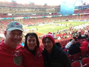 Doug attended Pac-12 Football Championship Game Presented by 76 on Dec 6th 2019 via VetTix