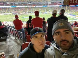 damir attended Pac-12 Football Championship Game Presented by 76 on Dec 6th 2019 via VetTix