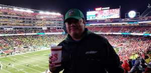 Carlos attended Pac-12 Football Championship Game Presented by 76 on Dec 6th 2019 via VetTix