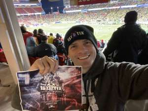 Rich attended Pac-12 Football Championship Game Presented by 76 on Dec 6th 2019 via VetTix
