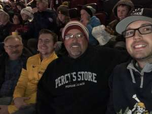 Jeffrey attended Arizona Coyotes vs. Anaheim Ducks - NHL on Nov 27th 2019 via VetTix
