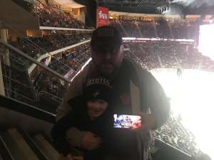 B attended Arizona Coyotes vs. Anaheim Ducks - NHL on Nov 27th 2019 via VetTix