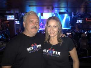 Joseph attended The Pettybreakers: Tribute to Tom Petty & the Heartbreakers on Dec 5th 2019 via VetTix