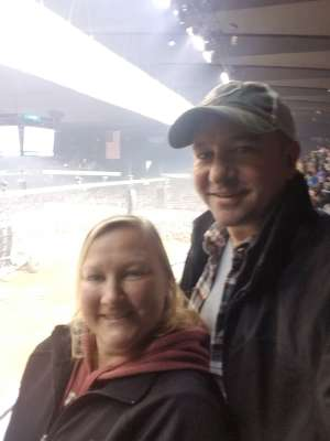 Matt attended Monster Jam Triple Threat Series on Feb 28th 2020 via VetTix